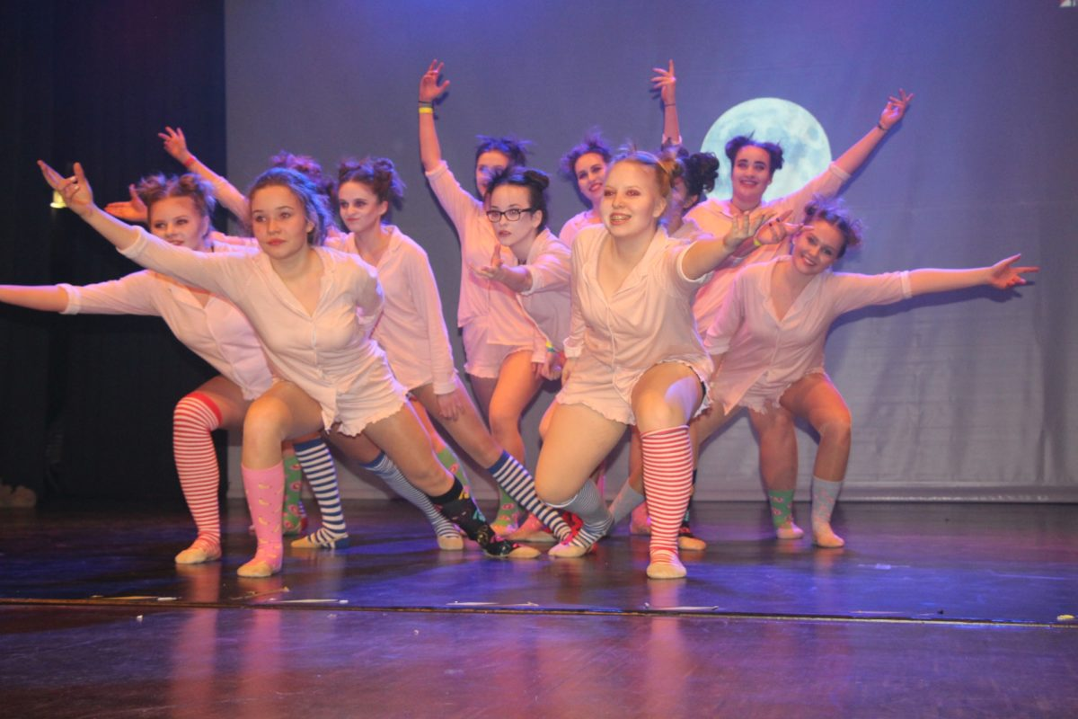 TVO Soul Dancers Schlafwandler