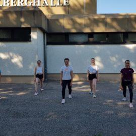 Leistungsturnerinnen starten wieder ins Training